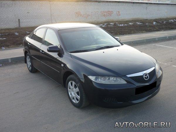 Mazda 6 в орле: 2005 года выпуска за 320000 руб