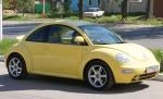 Volkswagen Beetle, 2002