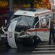 В ДТП в центре Орла погиб водитель «скорой»