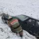 Первый снег в Орле стал причиной множества ДТП