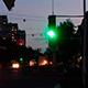 Иномарка сбила женщину на светофоре